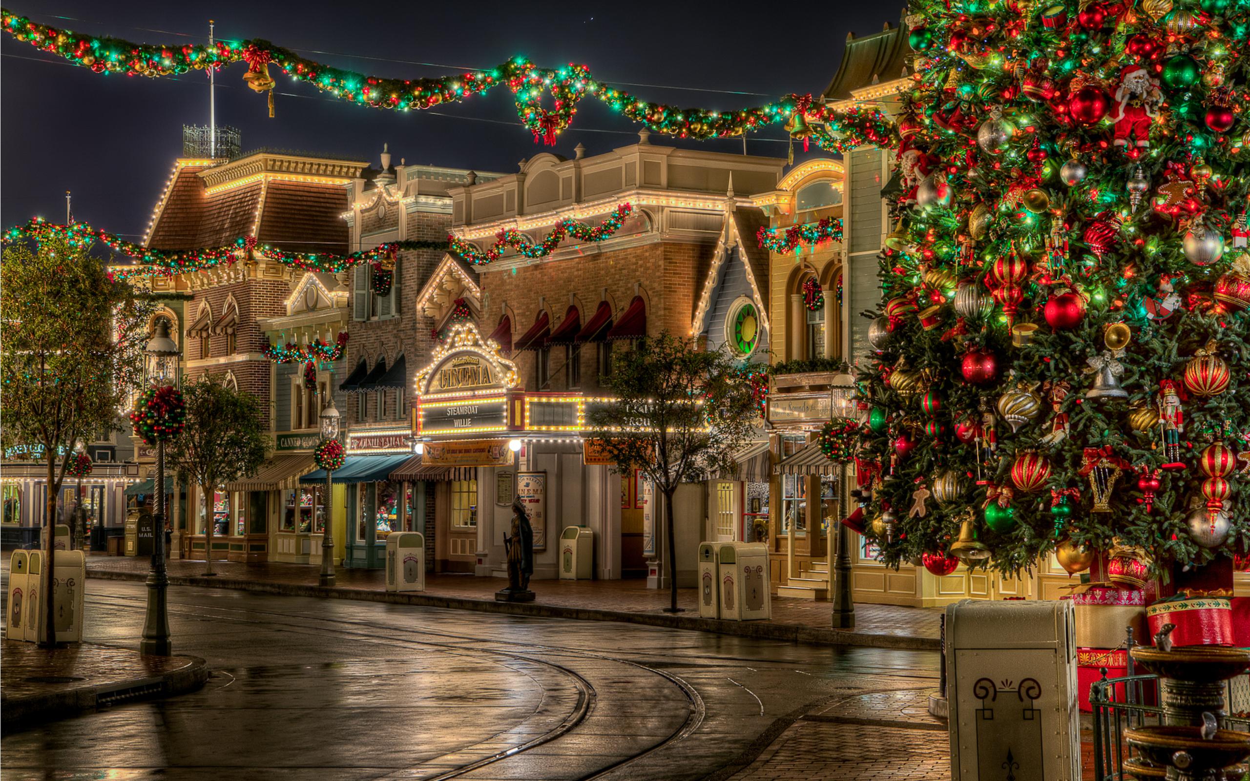 Magic Christmas Wallpaper Christmas Holidays (63 Wallpapers) – HD ...